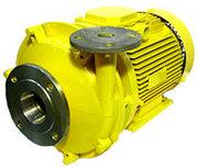 Насос для перекачивания химических жидкостей ХМ 80-50-200К двиг. 22кВт